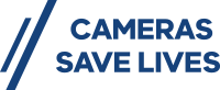 Cameras save lives logo